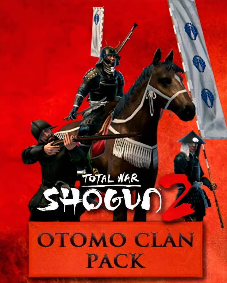 Total War: SHOGUN 2 – Otomo Clan Pack