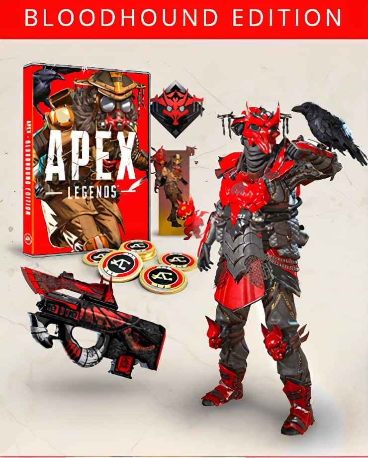 Apex Legends – Bloodhound Edition