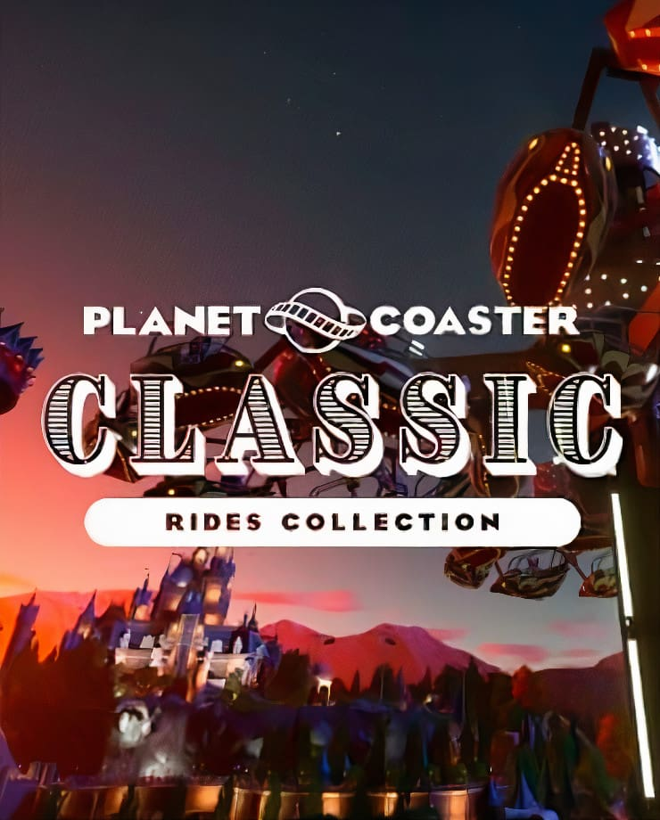 Planet Coaster – Classic Rides Collection