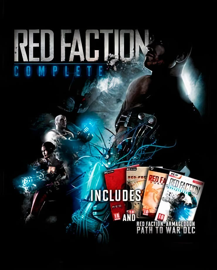 Red Faction – Collection