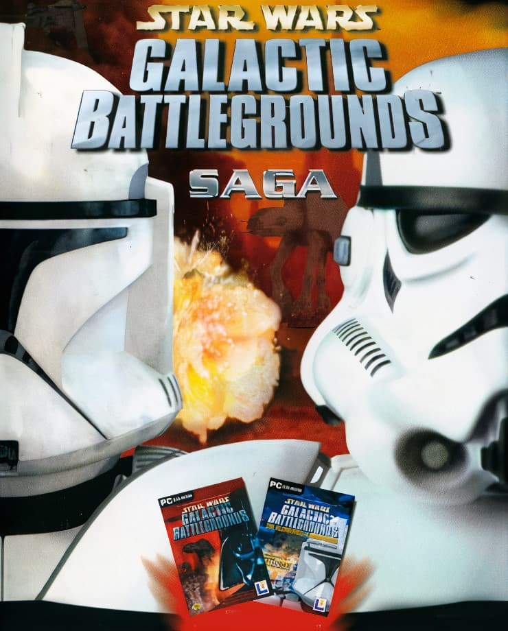 Star Wars: Galactic Battlegrounds Saga