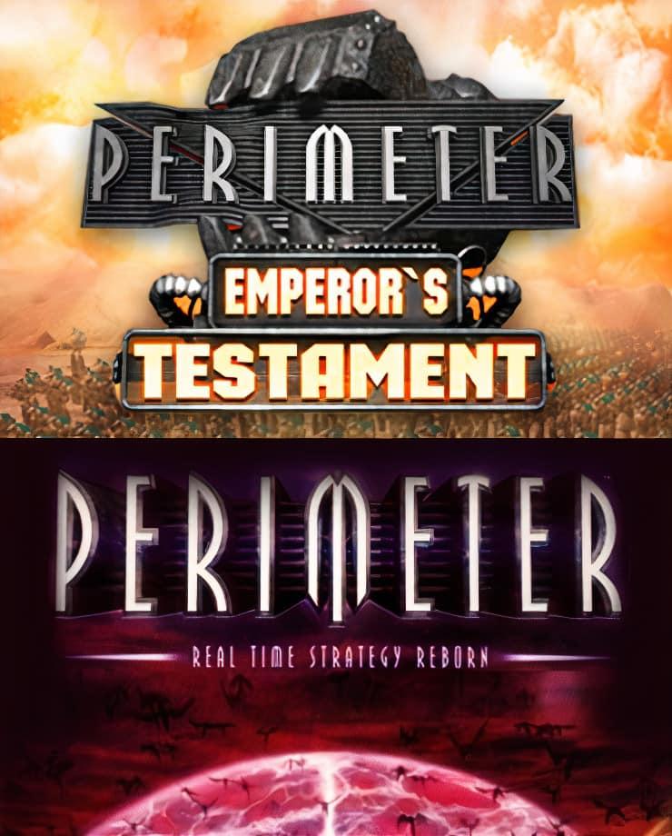 Perimeter + Perimeter – Emperor's Testament