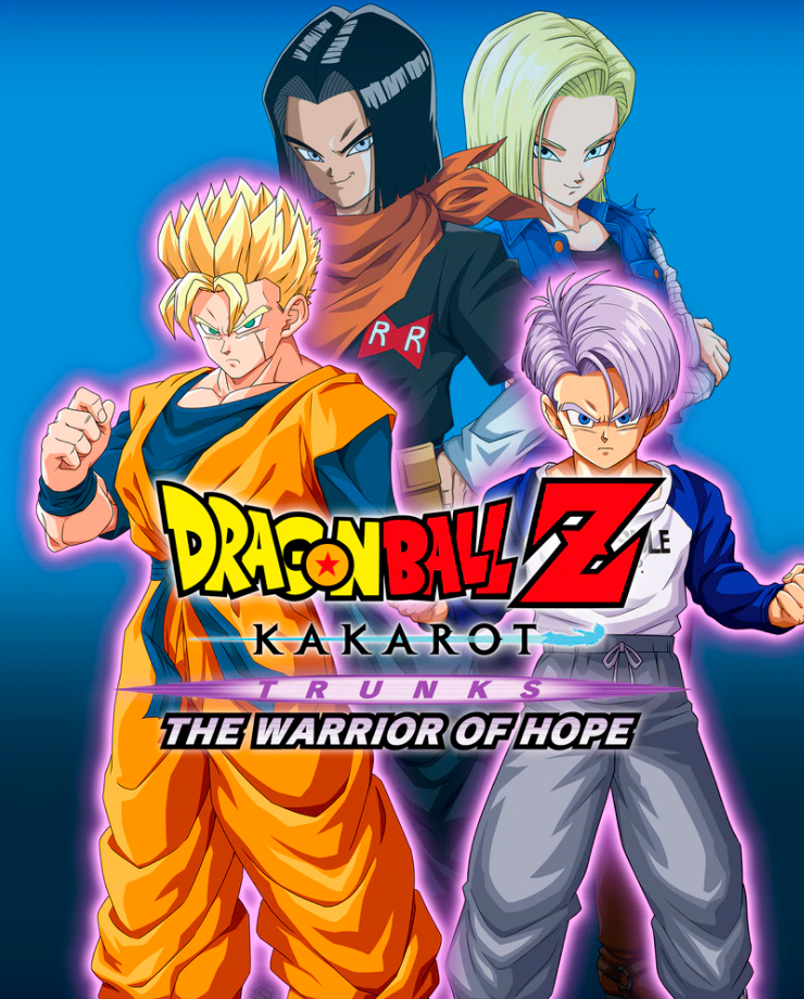 DRAGON BALL Z: KAKAROT - TRUNKS - THE WARRIOR OF HOPE
