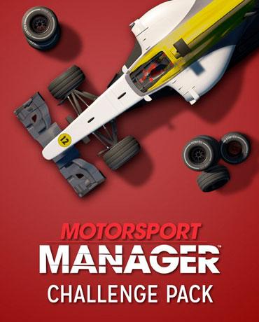 Motorsport Manager – Challenge Pack