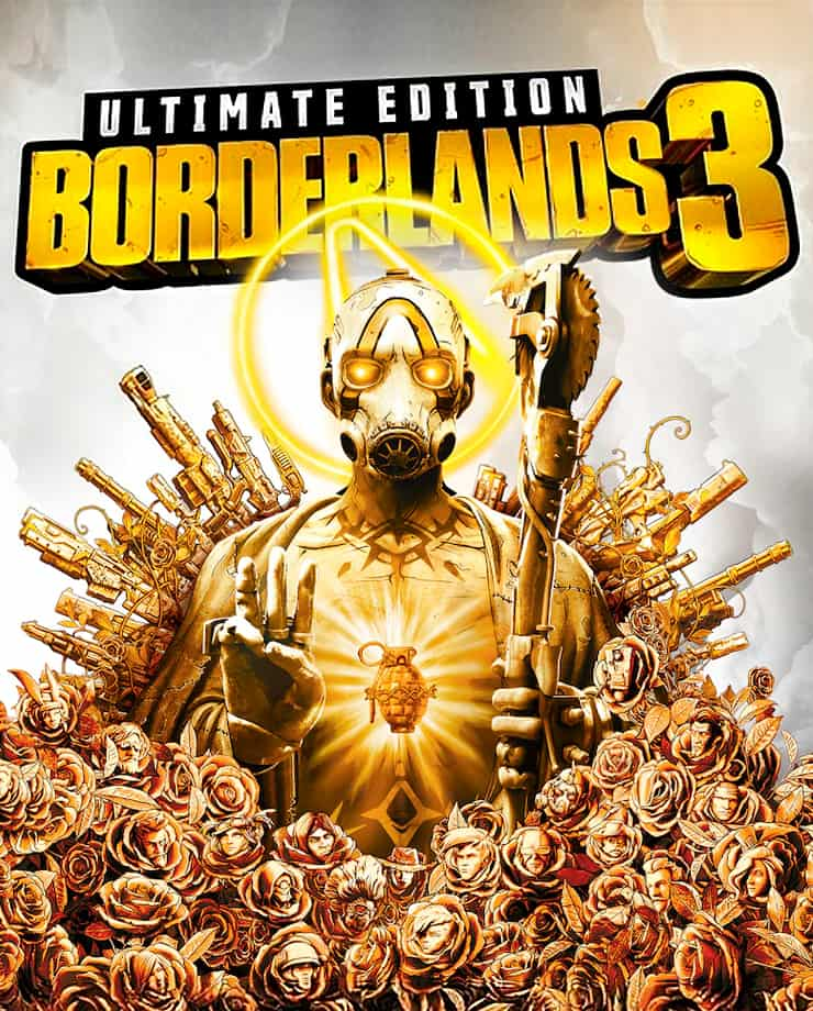 Borderlands 3 – Ultimate Edition (Steam)