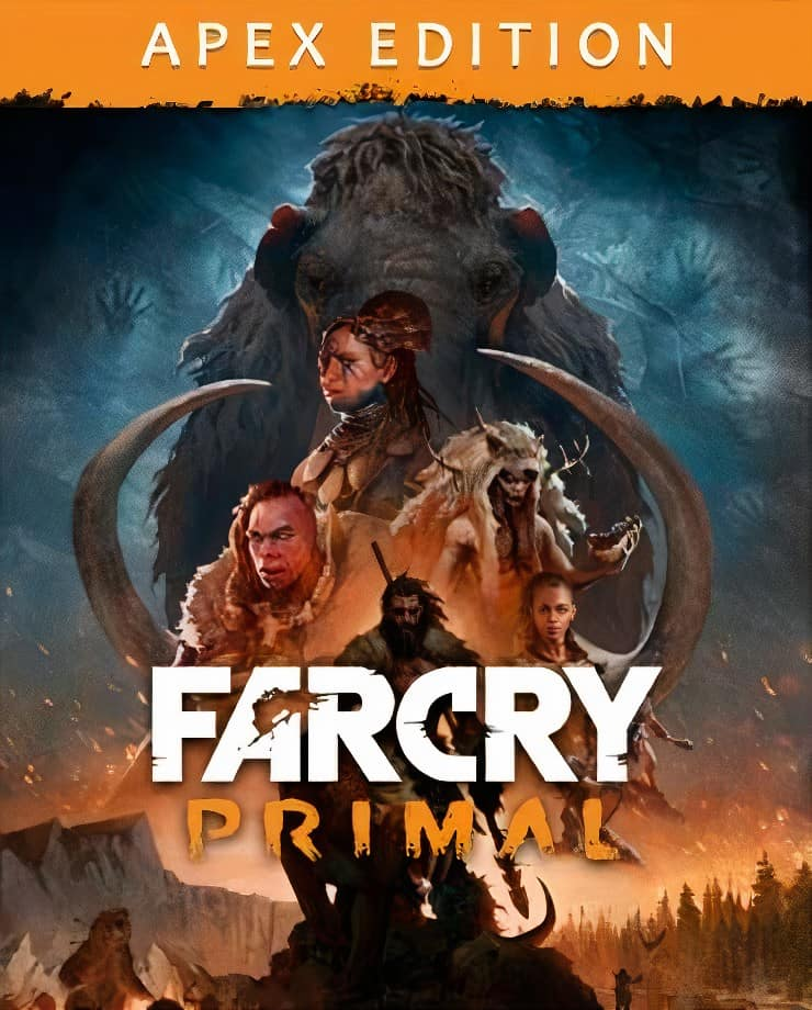 Far Cry Primal – Apex Edition