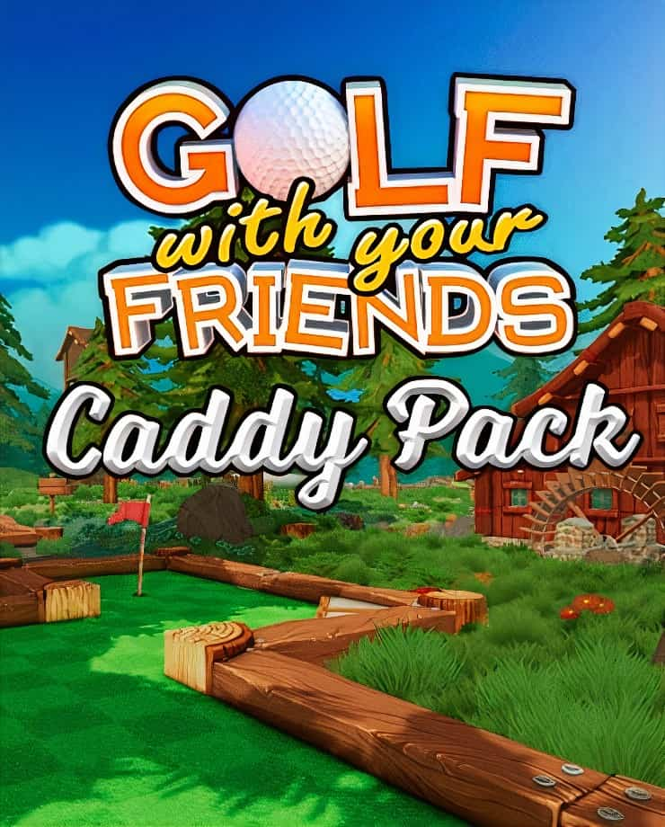 Golf With Your Friends – Caddy Pack