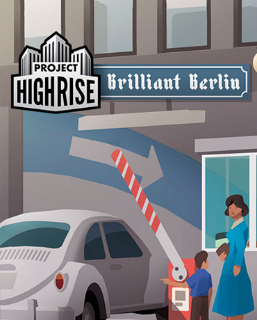 Project Highrise – Brilliant Berlin