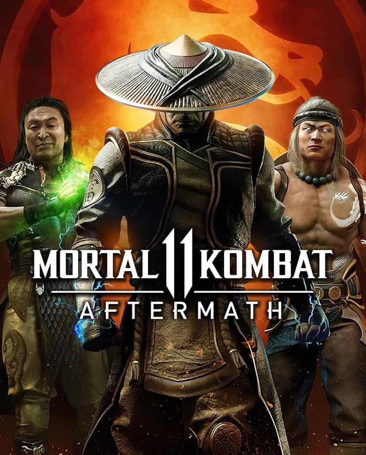Mortal Kombat 11 – Aftermath
