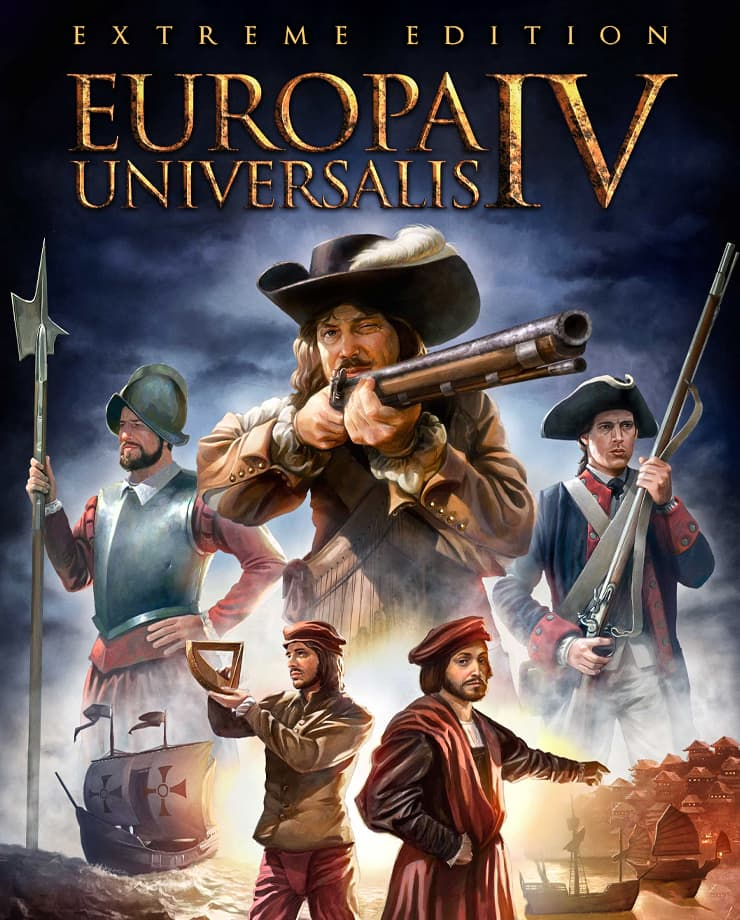 Europa Universalis IV: Extreme Edition