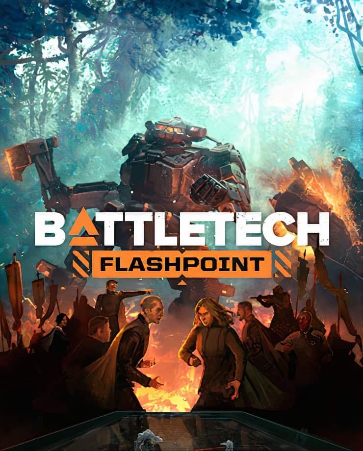 BATTLETECH – Flashpoint