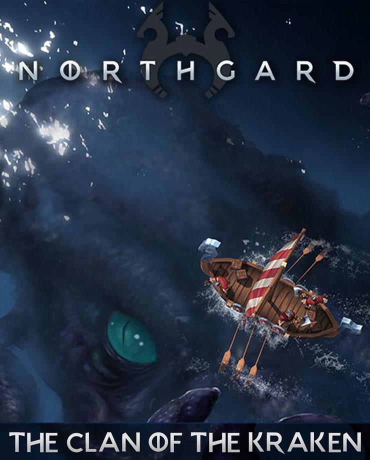 Northgard – Lyngbakr, Clan of the Kraken
