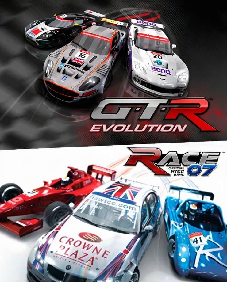 GTR Evolution + Race07