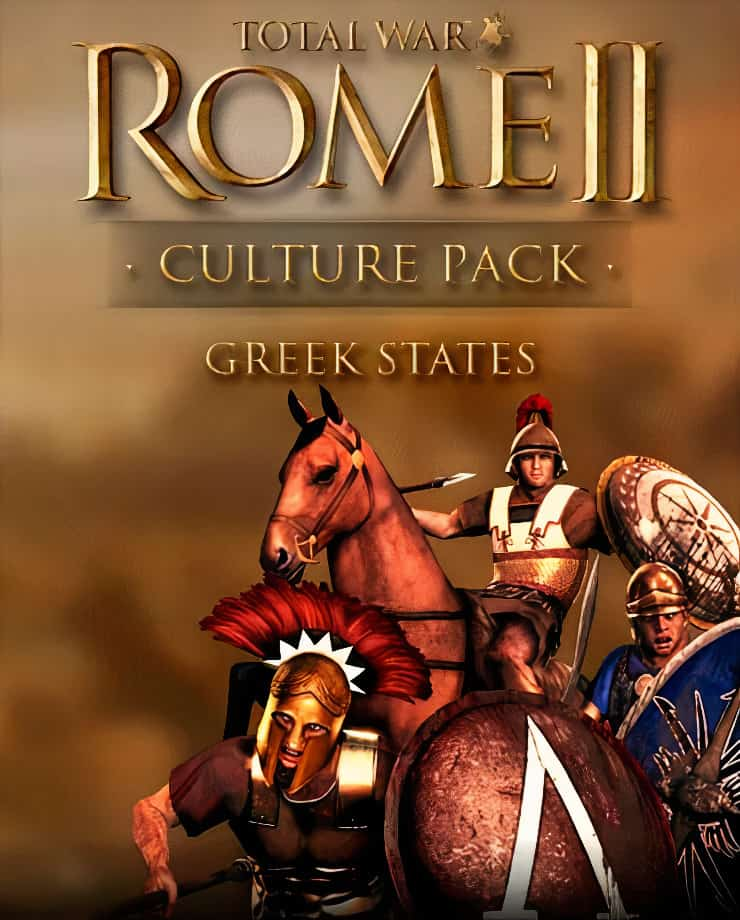 Total War: Rome II – Greek States Culture Pack