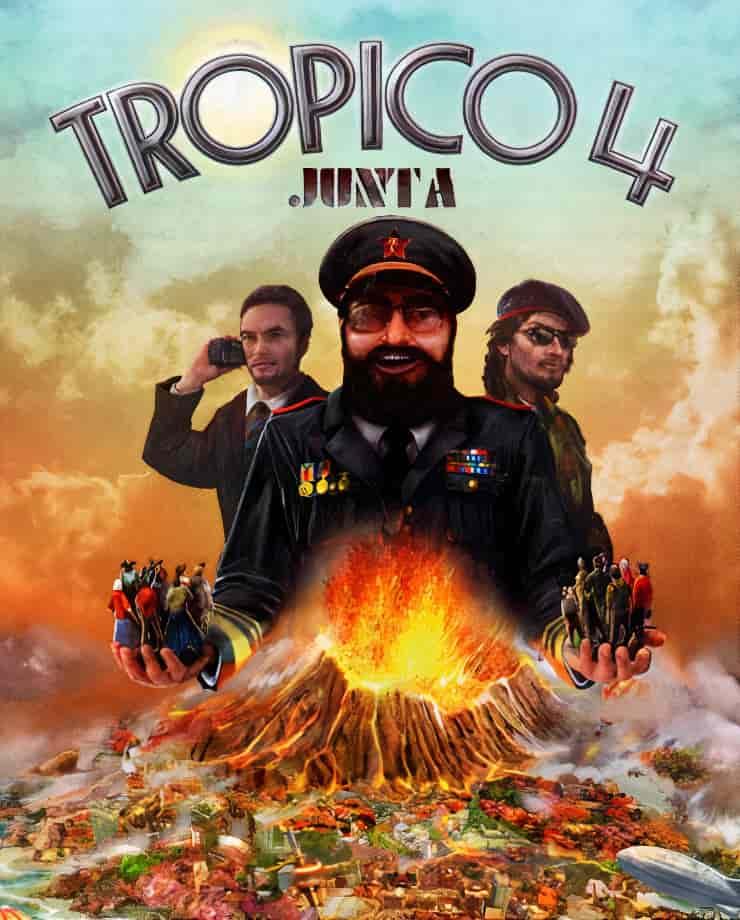 Tropico 4 – Junta Military