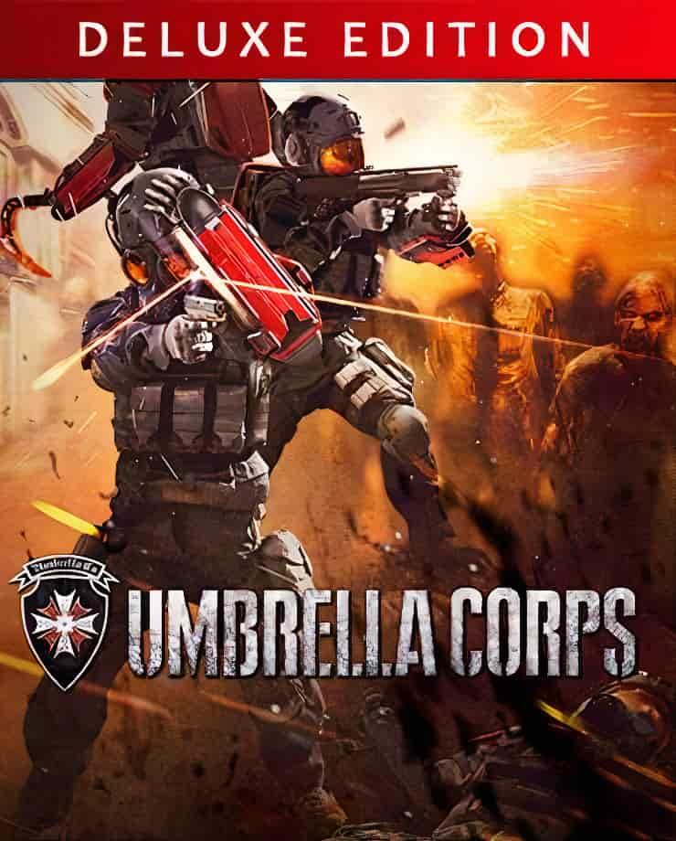Umbrella Corps – Deluxe Edition