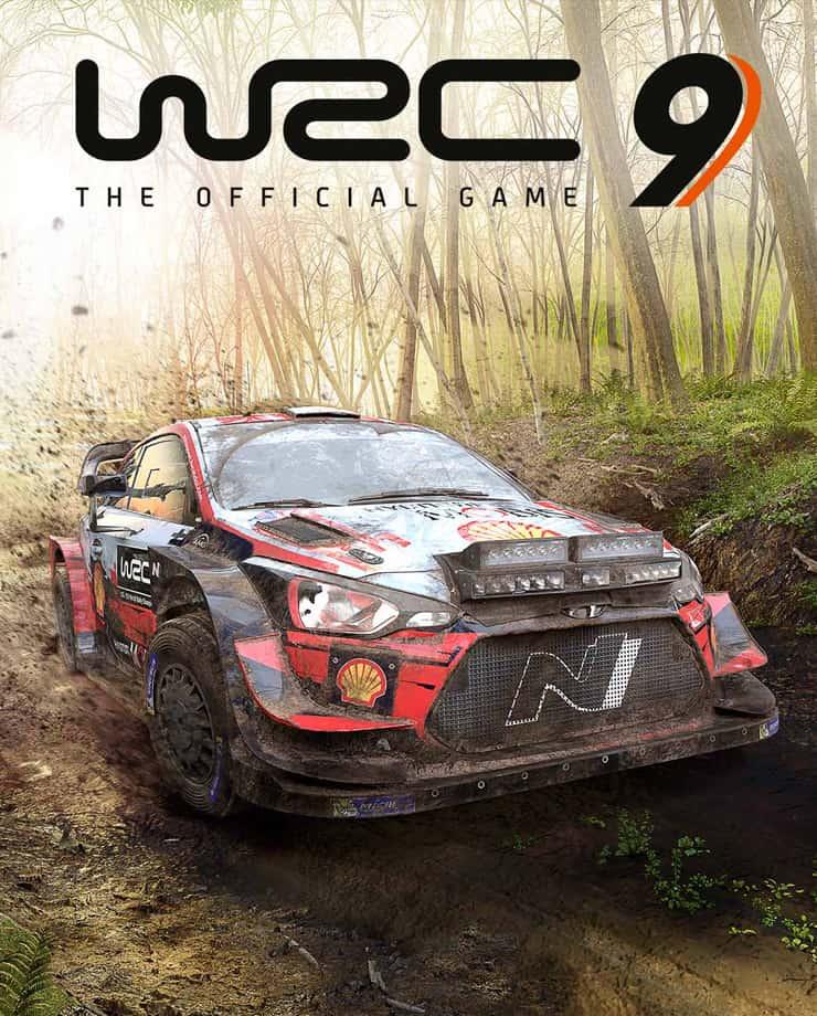 WRC 9 FIA World Rally Championship (Steam)