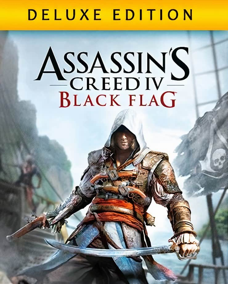 Assassin's Creed IV Black Flag – Deluxe Edition
