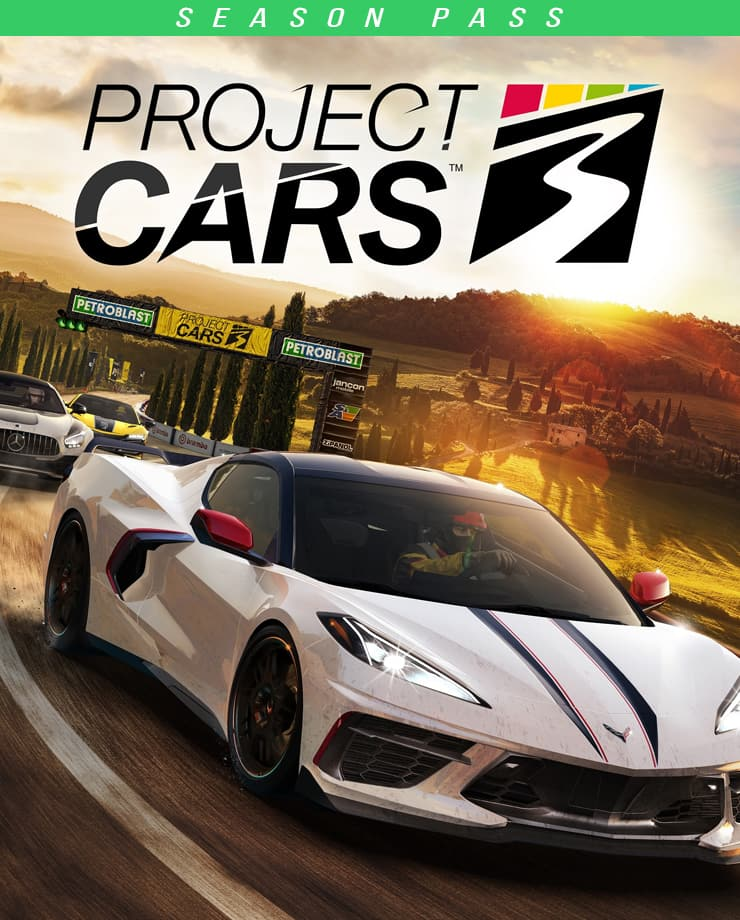 Project CARS 3 – Season Pass
