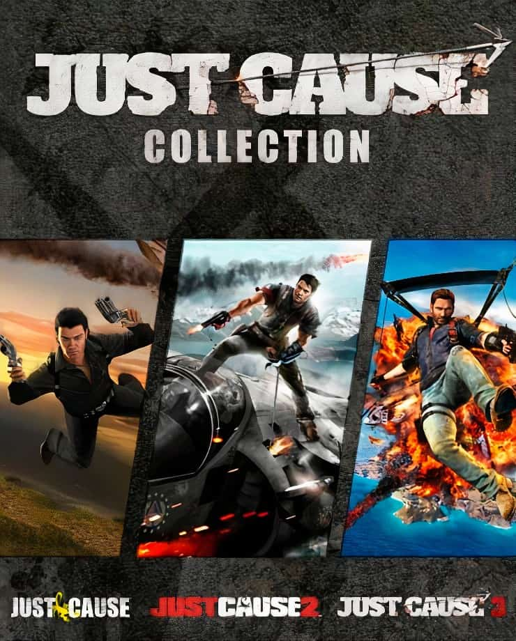 Just Cause – Collection