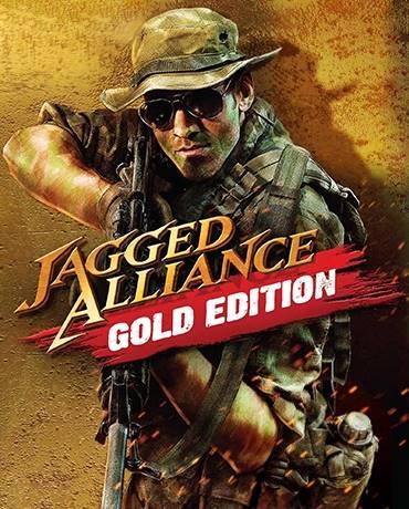 Jagged Alliance – Gold Edition