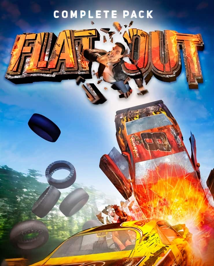 FlatOut – Complete Pack