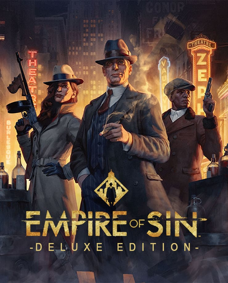 Empire of Sin – Deluxe Edition