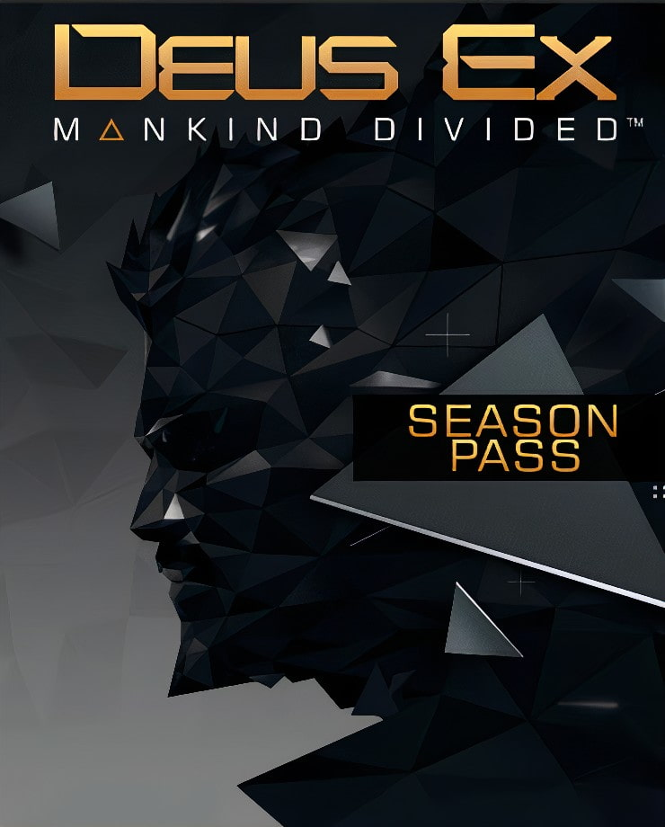Deus Ex: Mankind Divided – Season Pass