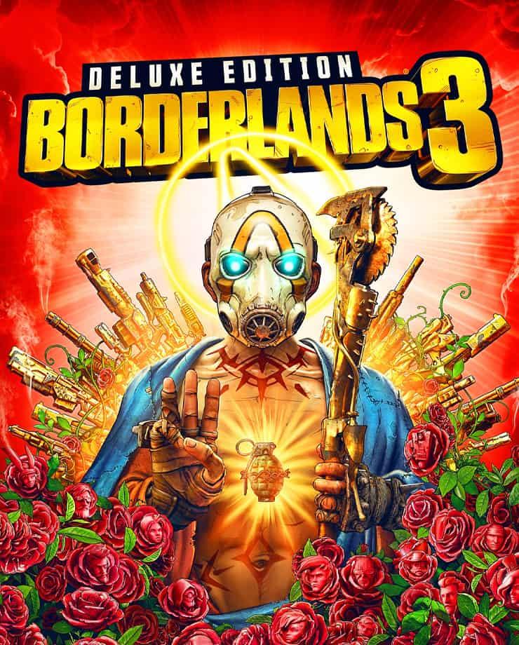 Borderlands 3 – Deluxe Edition (Epic Games)