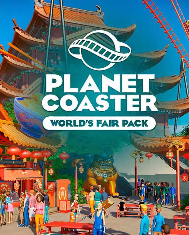 Planet Coaster – World's Fair Pack