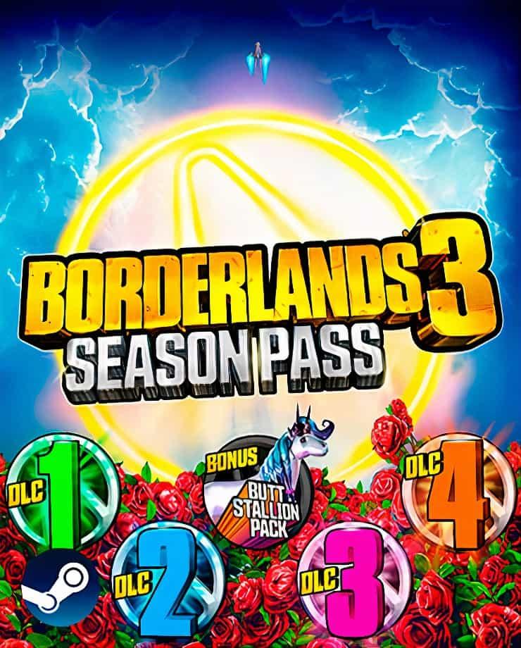 Borderlands 3 – Season Pass (Steam)