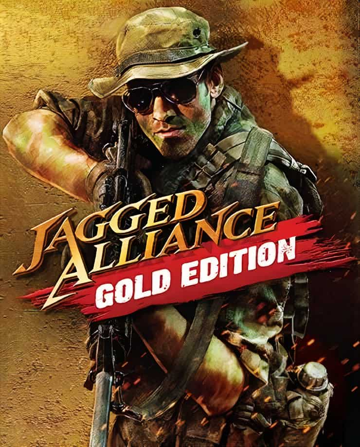 Jagged Alliance – Gold Edition
