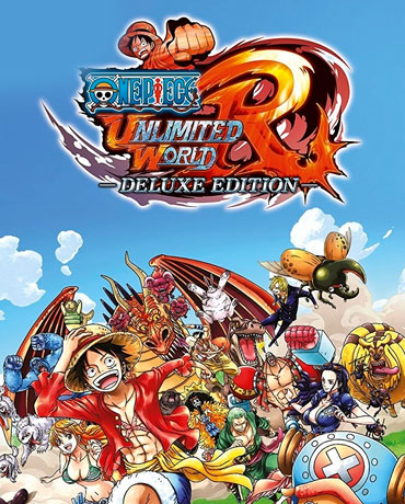 One Piece: Unlimited World Red – Deluxe Edition