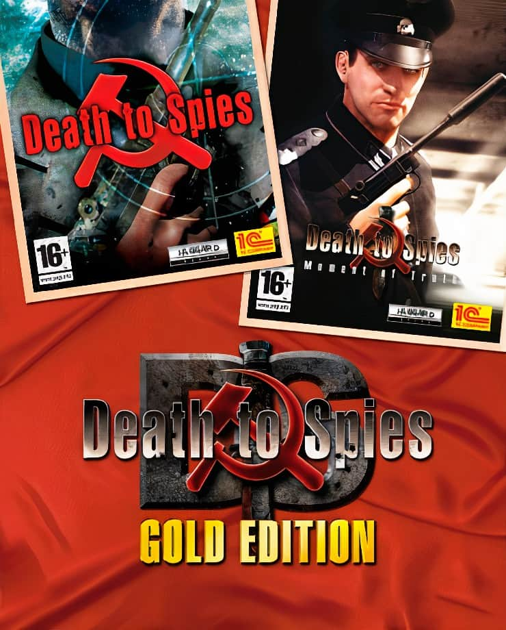 Death to Spies – Gold Edition