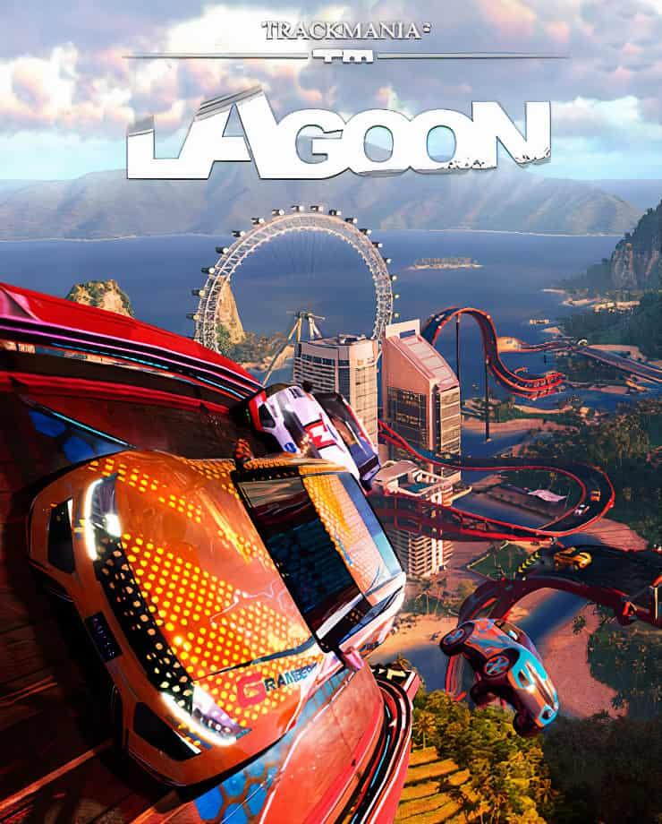 Trackmania² Lagoon