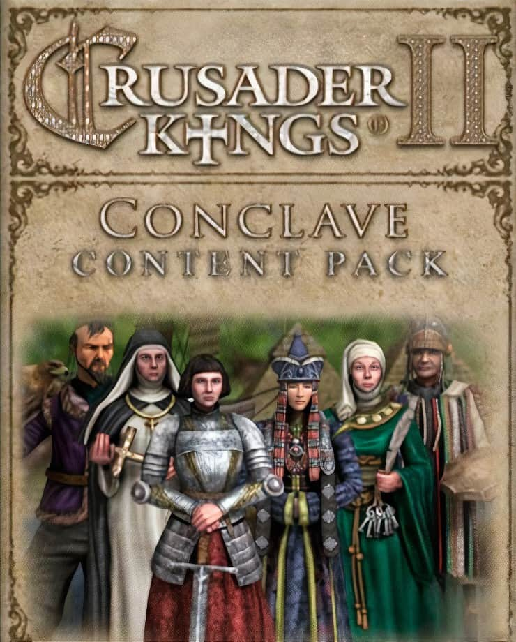 Crusader Kings II: Conclave – Content Pack