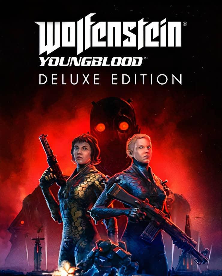 Wolfenstein: YoungBlood – Deluxe Edition (Steam)