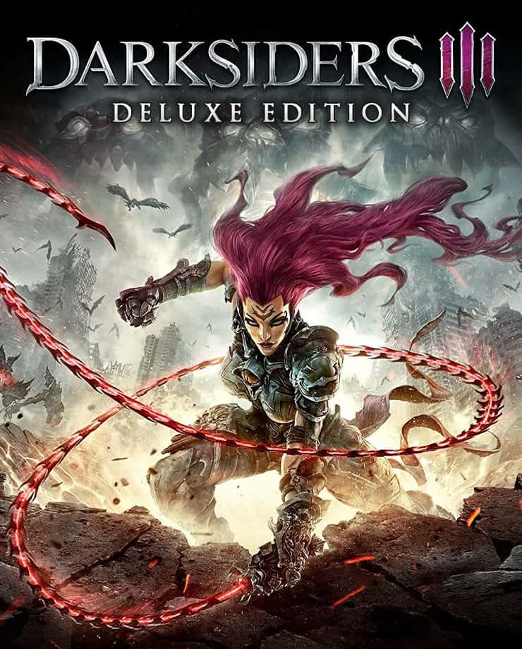 Darksiders III – Deluxe Edition