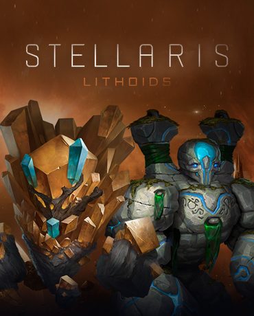 Stellaris – Lithoids Species Pack