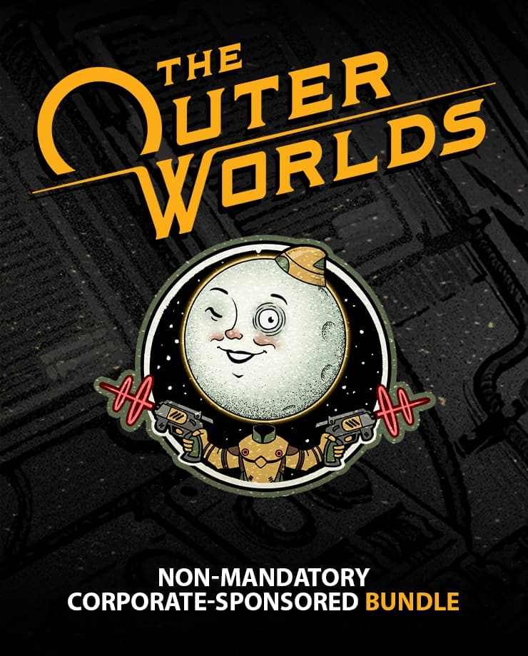 The Outer Worlds – Non-Mandatory Corporate-Sponsored Bundle (Steam)