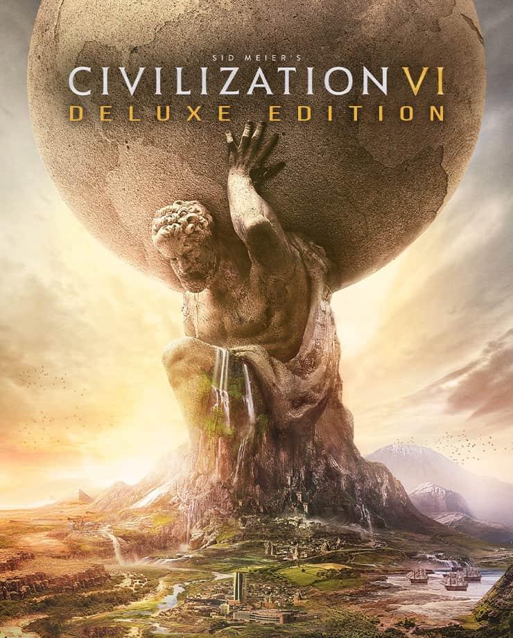 Sid Meier's Civilization VI – Deluxe Edition