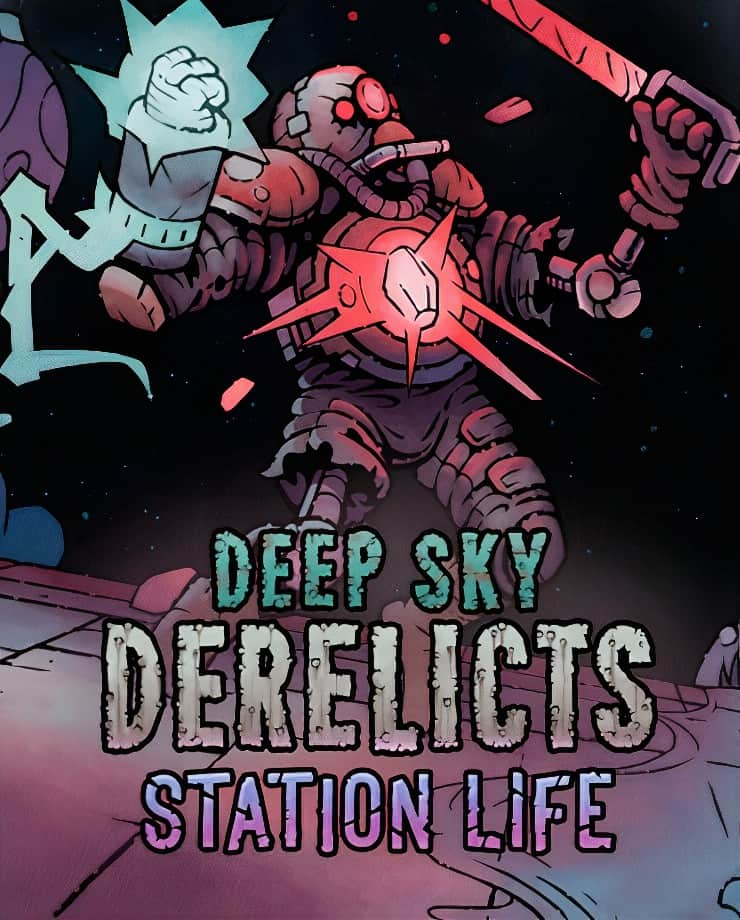 Deep Sky Derelicts – Station Life