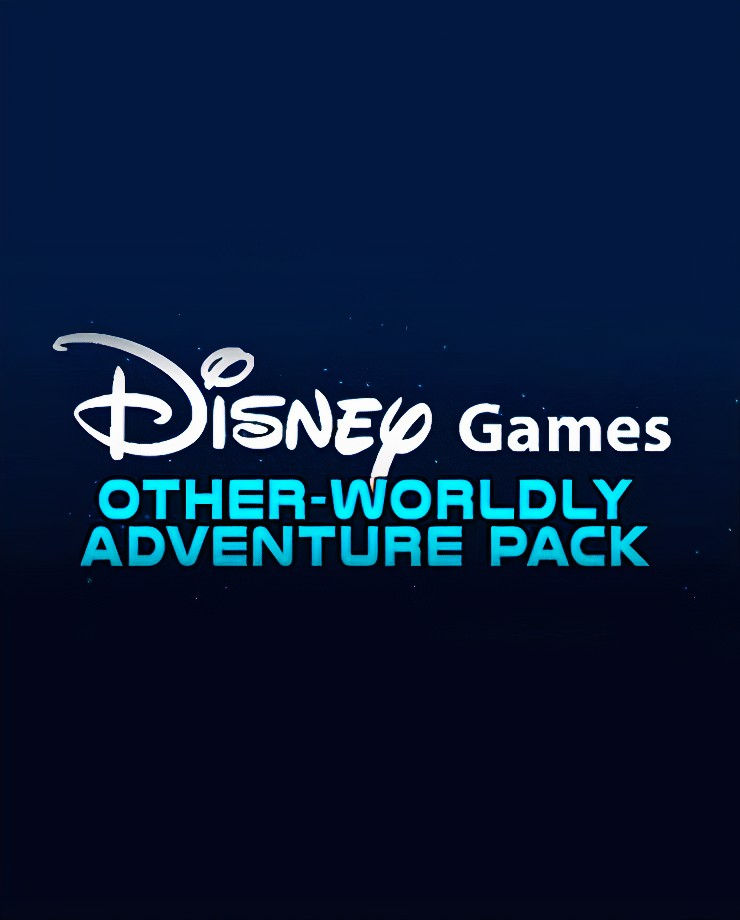 Disney Games Other-Worldly Adventure Pack