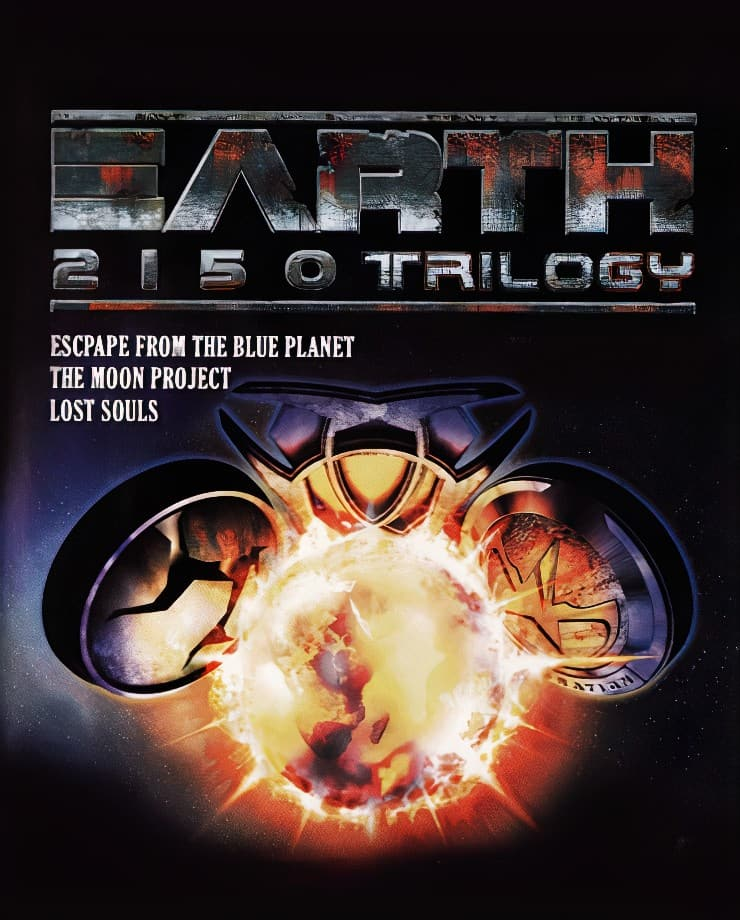Earth 2150 – Trilogy