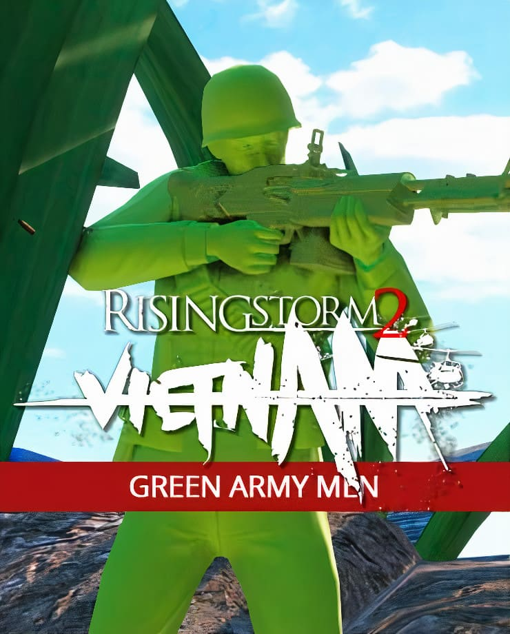 Rising Storm 2: VIETNAM – Green Army Men