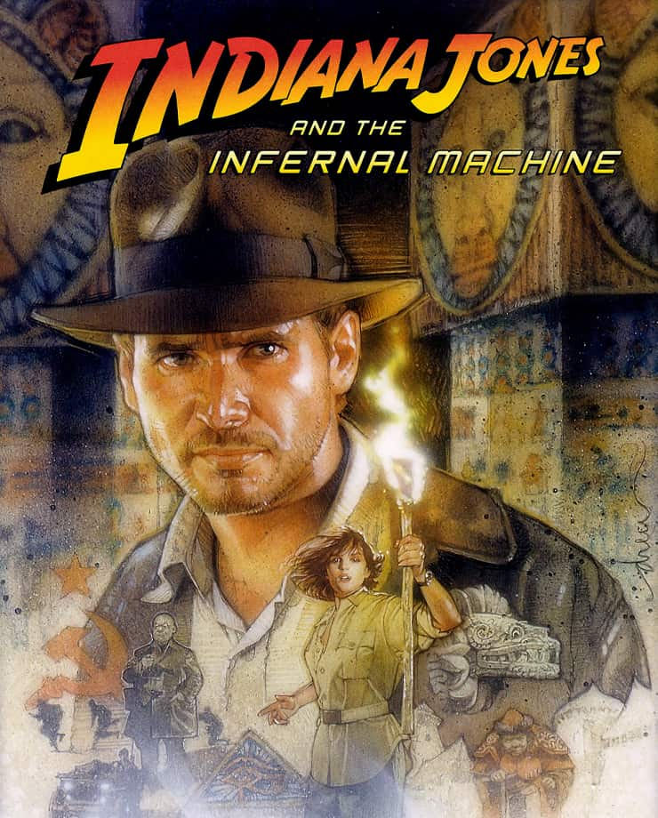 Indiana Jones and the Infernal Machine