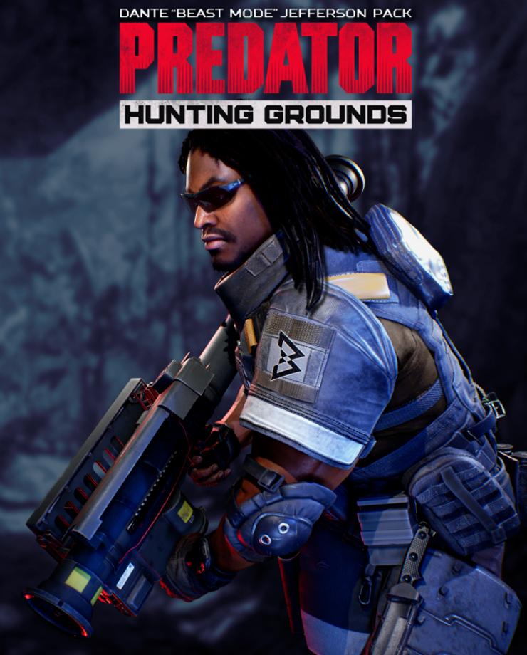 Predator: Hunting Grounds - Dante