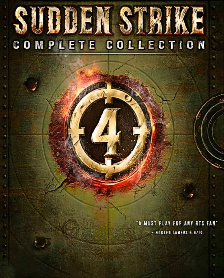 Sudden Strike 4 – Complete Collection