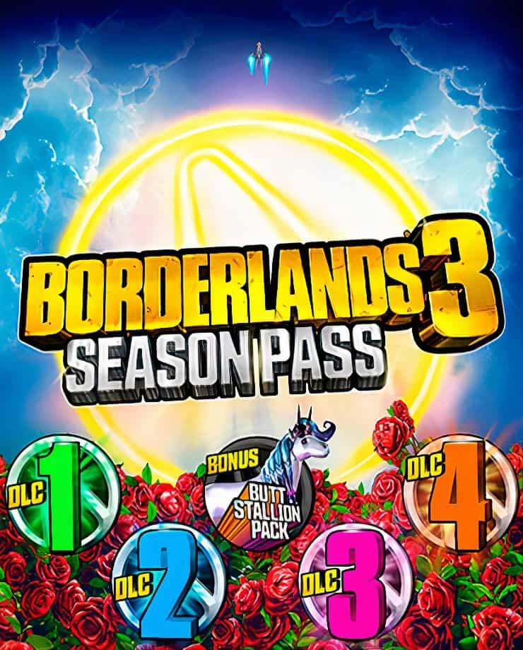Borderlands 3 – Season Pass (Epic Games)