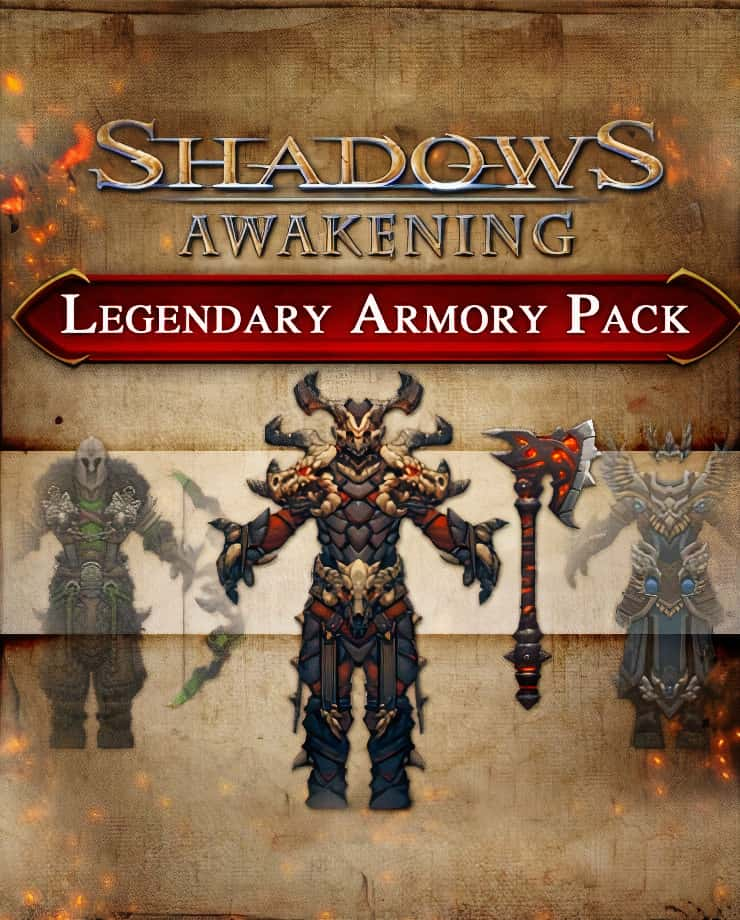 Shadows: Awakening – Legendary Armory Pack